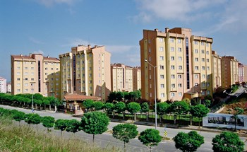 Pendik Aydos Hilal Mass Housing Project