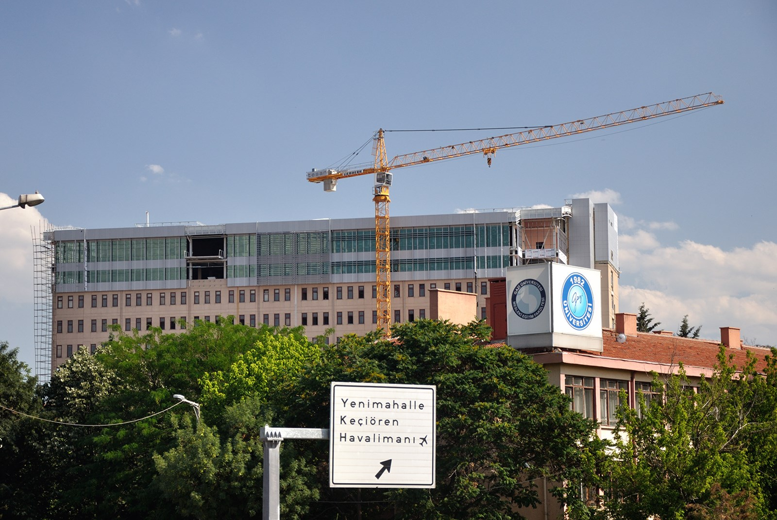 on the construction of the medicean
