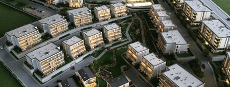 The contract for Eston Şehir Mahallem, real estate development project is signed