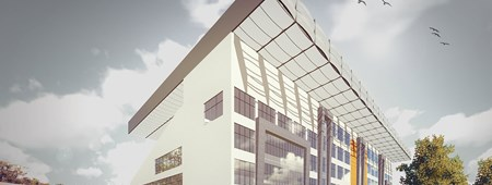 Contract for the construction of Uşak University Bir Eylül Campus Faculty of Sport Sciences Building and Football Field